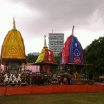 ISKCON Kolkata, Sri Sri Radha Govind Temple Foto