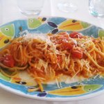 Spaghetti all'Ischitana