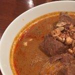 Beef Mussaman