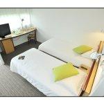 chambre à deux lit