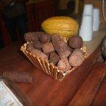 batons de cacao