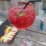 Heerlijke gin-tonic