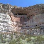 Vista general de Castillo Montezuma