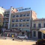 Foto de La Carabela Hotel