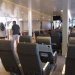 Interior of Ferry
