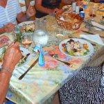 Grande table famliale