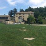L'hôtel et son environnement
