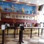 lobby del hotell