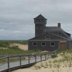Old Harbor Lifesaving Station