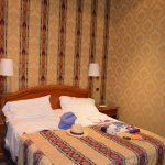 chambre familiale, côté lit double