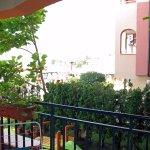 Вид с балкона номера 108