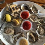 Raw Apalachicola Oysters