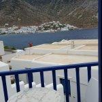 Photo de Delfini Hotel Sifnos