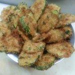 Parmesan garlic zucchini