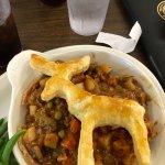 Moose Drool Brown Ale Pot Pie