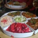 Indian tapas so main course