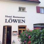 Hotel Restaurant Löwen Foto