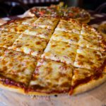 Cheese House Crust Pizza