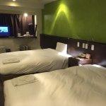 Harumi Grand Hotel Foto