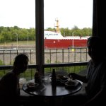 welland Canal is VERY close to the rooms.