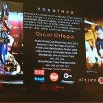 The Story Board in Coco Love regarding Chef Ortega