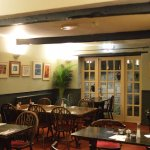 Dining Area in The Old Ham Tree Holt