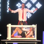 Alex Ramon Magic Show, Harrah's Lake Tahoe, Stateline, NV
