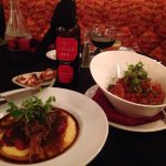This is one of my personal best dinning experiences .From the service to  excellent wine and the