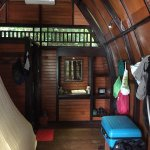 stylish Bungalow, clean Service Every day  super Calm, nature Sound only  hot, Sweet water elect