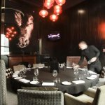 The Angus Room Private Dining
