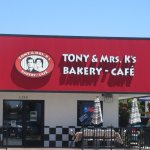Tony & Mrs. K's Bakey- Cafe, Manteca, CA