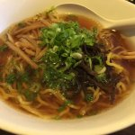Shoyu Noodle Bowl minus the Pork