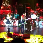 Brian Setzer and his Christmas Show--wonderful!! One of many great acts to come to the theatre!