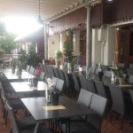 Duporth Tavern's Outdoor Dining