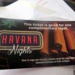 Havana Nights, Grand Sierra Resort, Reno, NV
