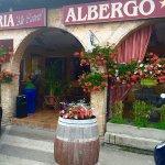 Photo de Albergo Trattoria Alle Castrette Restaurant