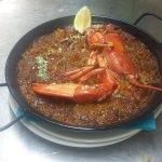 riz au homard