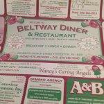 Beltway Diner, Hazleton.