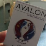 Avalon Hotel Paris Foto