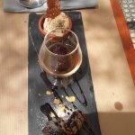 dessert autour du pruneau