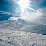 Vue d'un des sommets de Valfréjus