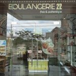 Boulangerie22 Madison Galleries facade