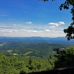 Grayson Highlands State Park overlook