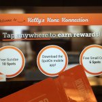 Earn Free Ice Cream with Spoton Checkins