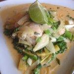 Chicken Breast Thai Style