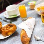 Petit-déjeuner Hotel Icare