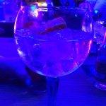 Leckerer Cocktail mit Gin