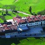 Vista aérea Hotel Oca Palacio de la LLorea