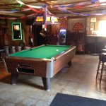 Hang out, play some pool, enjoy!
