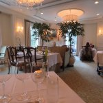 Lafayette restaurant - early evening